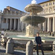 Danil, 25, г.Рим