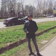 Adilet, 22, г.Алматы́