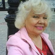 Валентина, 73, г.Лабытнанги
