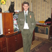 Александр, 46, г.Колпино
