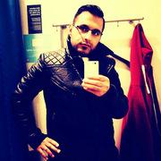 ibo hussain, 27, г.Halle