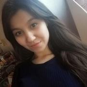 Sanna Byrikina, 22, г.Прага