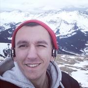 Dan, 28, г.Luxembourg