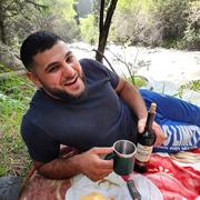 Саманд, 29, г.Алматы́