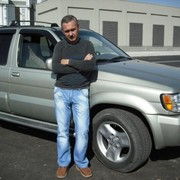 ВЛАДИМИР, 44, г.Туркменабад