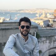 Бузург, 25, г.Стамбул