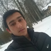 Эльшан, 21, г.Зеленогорск