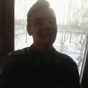 Alex, 18, г.Кемерово