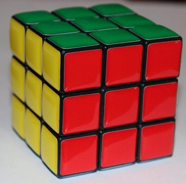дни кубик-рубик грани картинки создают